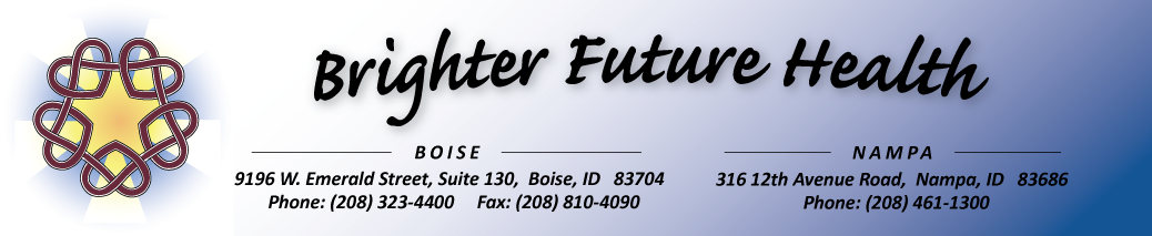 Brighter Future Health, Inc. Logo